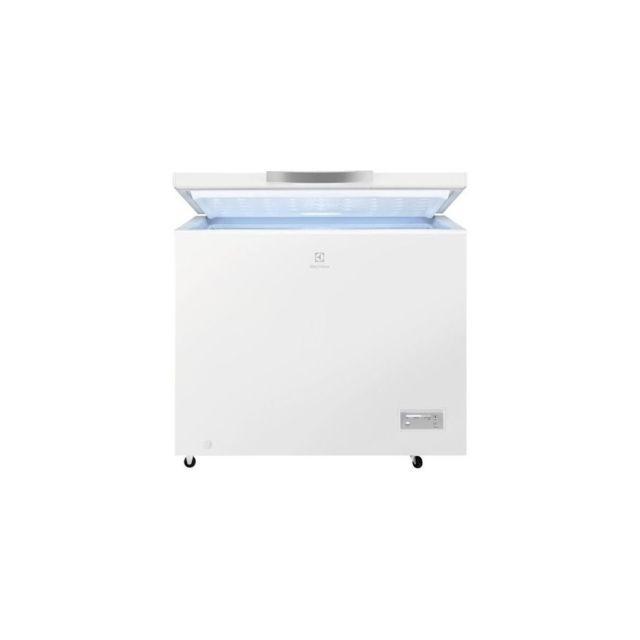 Electrolux Congélateur Coffre - Volume Net Total litre, :254 - Classe D`énergie:a+ - Lcb3lf26w0
