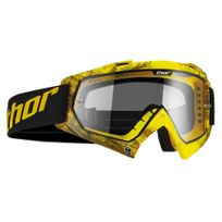Thor - Masque / Lunettes Cross Enemy Printed - Tread Yellow - Gamme 2017