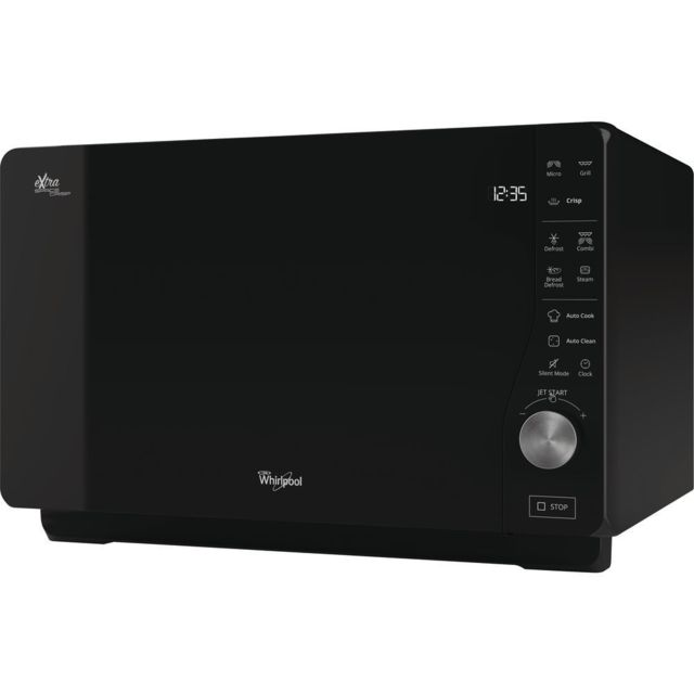 Whirlpool Four micro-ondes gril MWF 427 BL