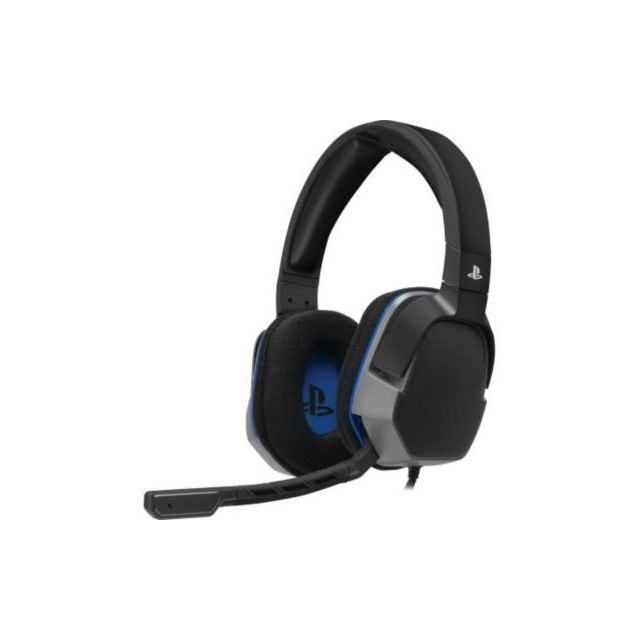 Pdp Casque Gamer Casque Afterglow Lvl 3 Ps4 Pc V2 Pas Cher Achat
