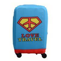 Travelworld - Housse de protection pour valise 61-71cm