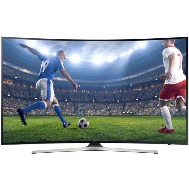 samsung tv led 55 139 cm ue55mu6220 pas cher achat vente tv led de 50 39 39 55 39 39 rueducommerce. Black Bedroom Furniture Sets. Home Design Ideas