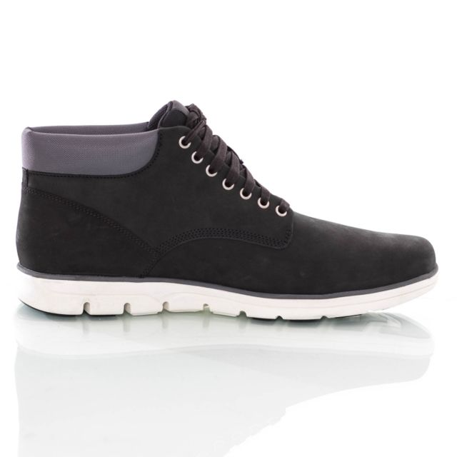 Chaussures chukka leather noire