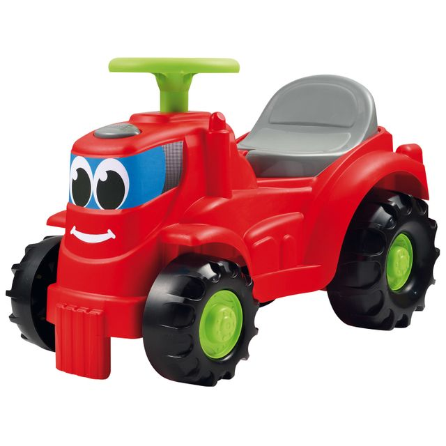 Ecoiffier Porteur tracteur rouge