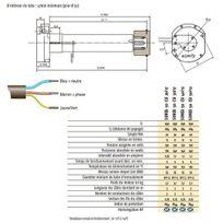 Somfy - Moteur radio Sunea 50 Csi Rts 20/17 pour stores cassette coffre monobloc