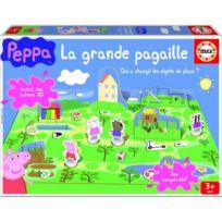 Educa - Peppa Pig Jeux de Société La Grande Pagaille
