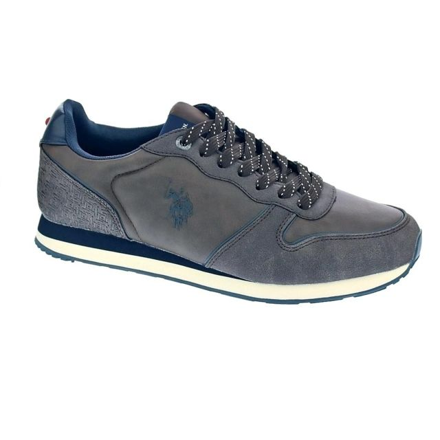 Polo Chaussures Us Homme Baskets basses modele Soren 1 Club