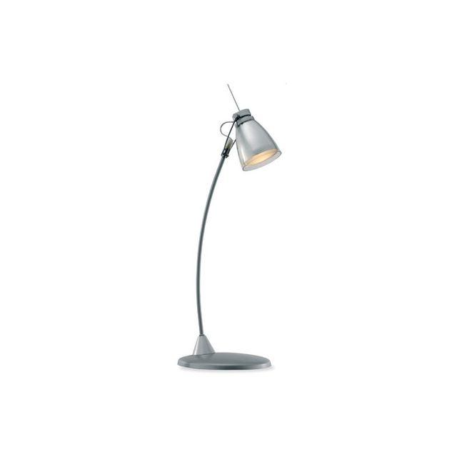 Pan Int Lampe Design Lampe De Bureau Led Sourire Argent Pas