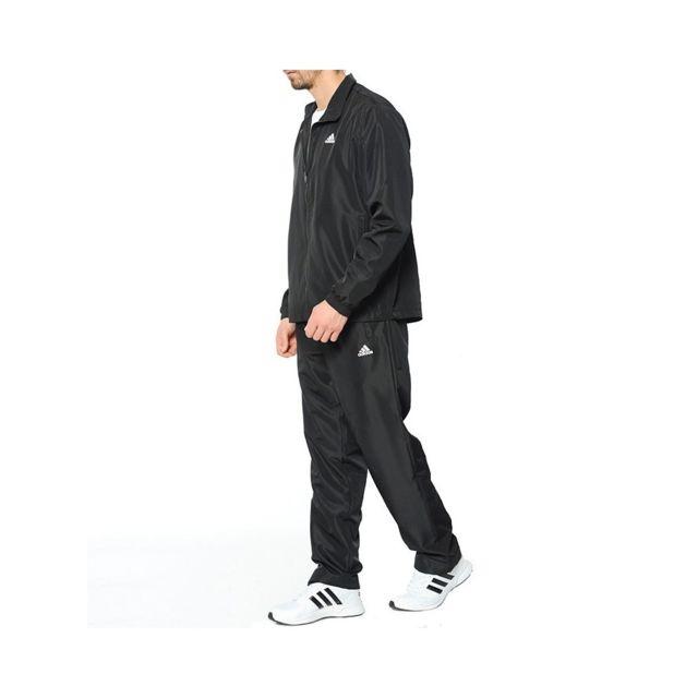 Adidas Survêtement Woven Noir Entrainement Homme Noir 156