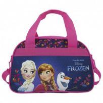 Frozen - La Reine Des Neiges Sac De Voyage Sport Loisirs Sac BandouliÈRE Sac Sport Bagage A Main - Nouveaute Disney