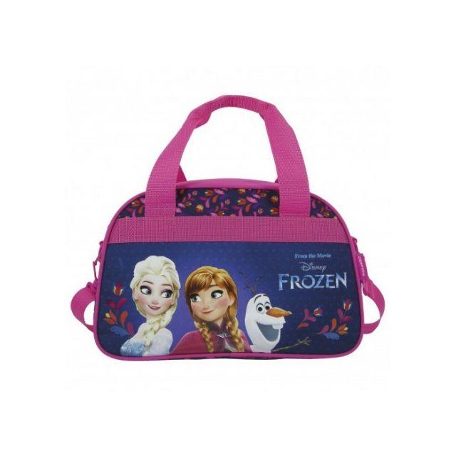86712adf82 Frozen - La Reine Des Neiges Sac De Voyage Sport Loisirs Sac BandouliÈRE Sac  Sport Bagage A Main - Nouveaute Disney - pas cher Achat / Vente Sacs de  sport - ...