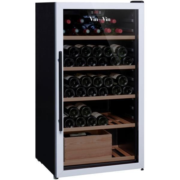 Vin Sur Vin Cave à vin multi-usages - Multi-Températures - 100 bouteilles 955d02563221