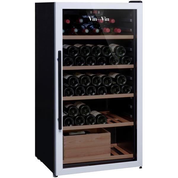 vin sur vin cave vin multi temp ratures 100. Black Bedroom Furniture Sets. Home Design Ideas