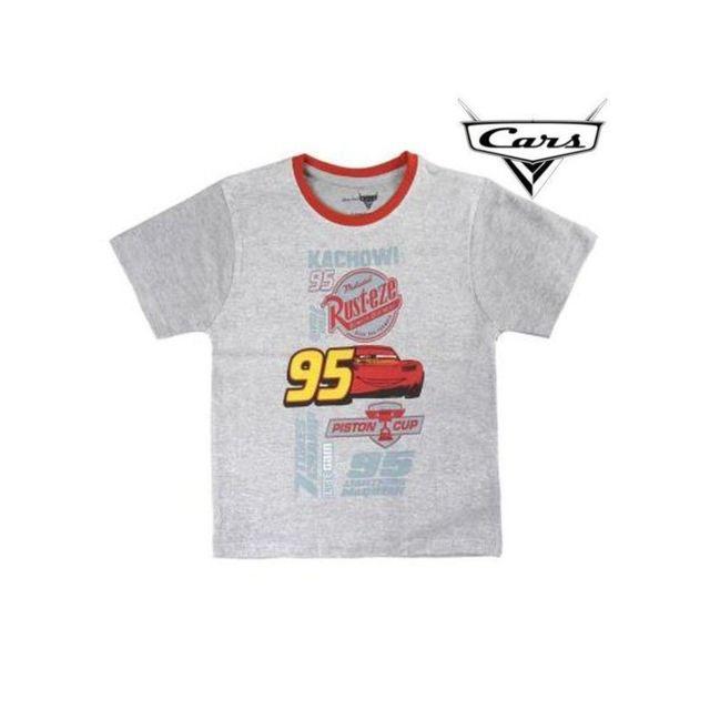 7a44b02e06450 Marque Generique - T shirt à manches courtes Enfant Cars 5568 (taille 6 ans)