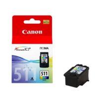 CANON - CL-511 - Multipack Cartouche d'encre 3 couleurs