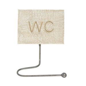 jardin d 39 ulysse d rouleur papier toilette wc manguier vieilli et m tal 10x15cm zoe pas cher. Black Bedroom Furniture Sets. Home Design Ideas