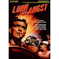 Concorde Home Entertainment Gmbh - Lohn Der Angst DVD, IMPORT Allemand, IMPORT Dvd - Edition simple