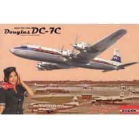 Roden - 303 Douglas Dc-7C Jal Japan Airlines 1:144 Plastic Kit Maquette