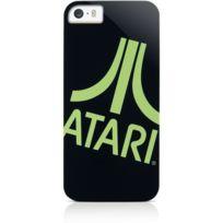 Gear4 - Coque Housse Extra Fine Rigide iPhone 5 / 5S / Se Collector Atari Noir Vert