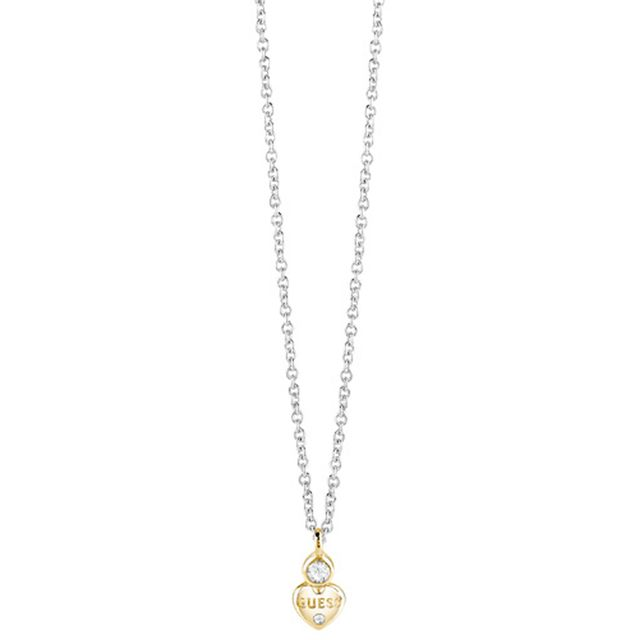 collier femme guess