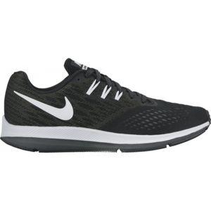 Nike Zoom Winflo 4 - 898466-001 Noir - Livraison Gratuite avec - Chaussures Baskets basses Homme