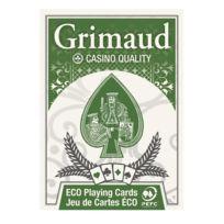 Grimaud - Jeu De 54 Cartes Poker Eco Jeu De Cartes - Jeu De Casino