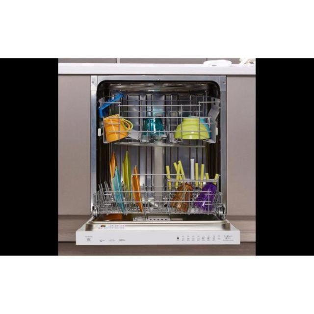 bas prix ffad7 14fd4 Lave-vaisselle Cds2D35W - Lave vaisselle encastrable - 13 couverts - 46 dB  - A++ - Larg 60 cm - Bandeau blanc