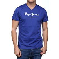Pepe Jeans - Tee Shirt Eggo V Pm501389 550 Klein