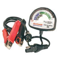 Tecmate - Testeur de batterie std/lithium Optimate Test Ts-126