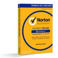 Norton - Security Deluxe