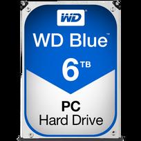 WESTERN DIGITAL - WD Blue 6 To