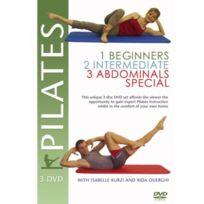 Duke Marketing - Pilates Collection IMPORT Coffret De 3 Dvd - Edition simple