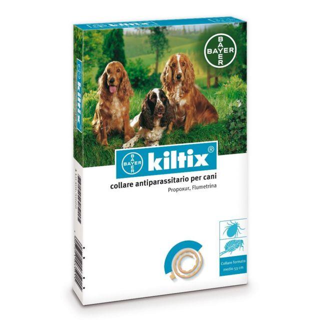 Bayer kiltix collier pour chien moyen
