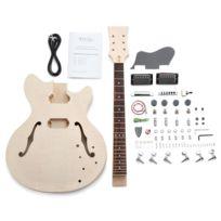 Rocktile - kit de construction de guitare électrique style Hb