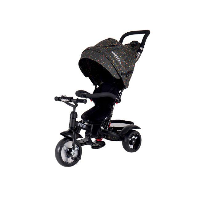 Kikka Boo Tricycle évolutif pour bébé/enfant Alonsy Petits Points