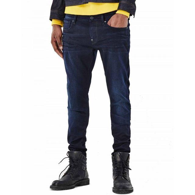G-STAR RAW Jeans G Star Revend Super Slim Jeans Slander Indigo Super Stretch Dark Aged