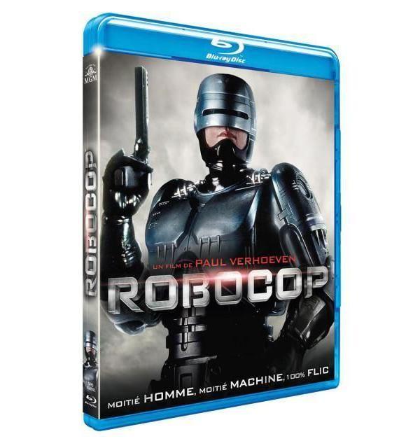 20th Century Fox Robocop Blu-ray