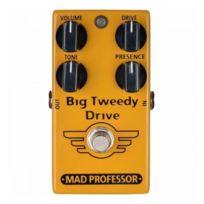 Mad Professor - Big Tweedy Drive - Overdrive guitare basse