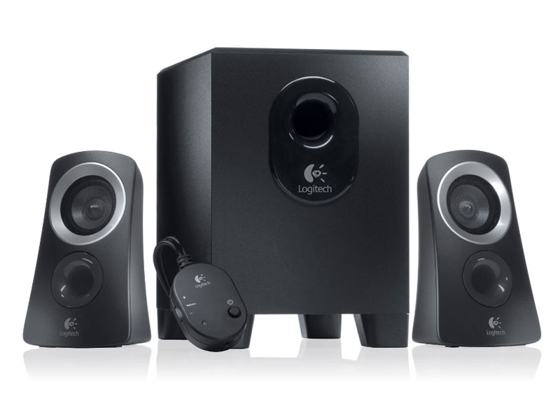 Enceintes multimédia 2.1 - Speaker System Z313