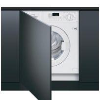 SMEG - Lave-Linge Tout-Intégrable 7kg VOLUMEPLUS LST107 LST 107