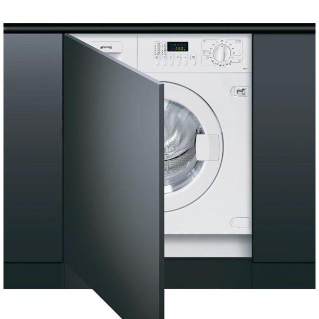 SMEG Lave-Linge Tout-Intégrable 7kg VOLUMEPLUS LST107 LST 107