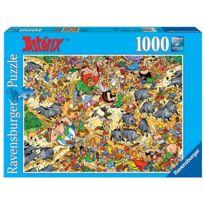 Ravensburger - Puzzle 1000 pièces - Asterix : Chasse aux sangliers
