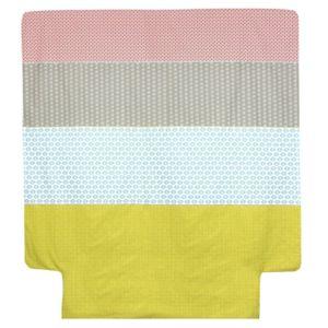 linnea housse de couette 280x240 cm 100 coton rio multicolore 280cm x 240cm pas cher achat. Black Bedroom Furniture Sets. Home Design Ideas
