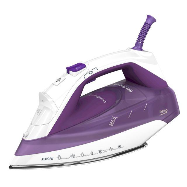 Beko Fer à repasser SPA7131P Violet/Blanc