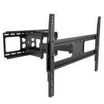 Metronic - Support Tv inclinable, dépliable et orientable pour Tv 140 à 178 cm