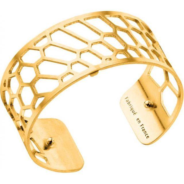 Les Georgettes , Bracelet Nid d\u0027abeille 70285710100 , Bracelet Manchette Or  Taille Medium Femme , pas cher Achat / Vente Bracelets , RueDuCommerce