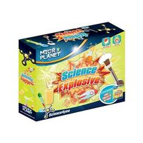 Microplanet - Science explosive