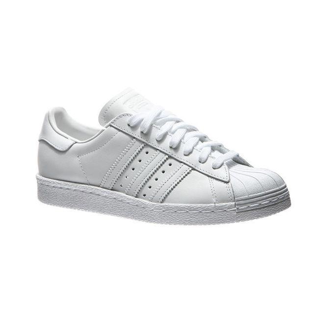 Adidas originals - Basket Adidas Superstar 80S Blanc