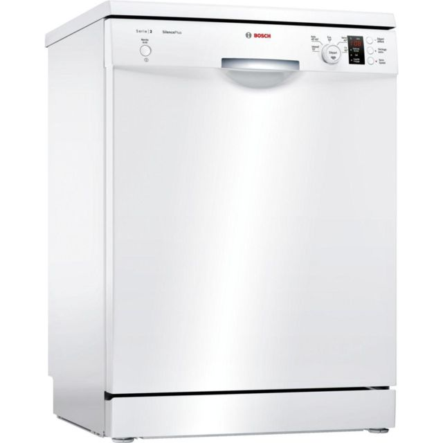 Bosch Lave-vaisselle - SMS25AW00F - Blanc
