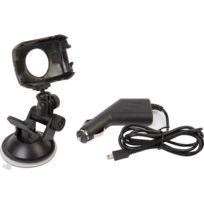 Rollei - Incl montage de voitures. 12V câble de chargement - Matériel vidéo - noir